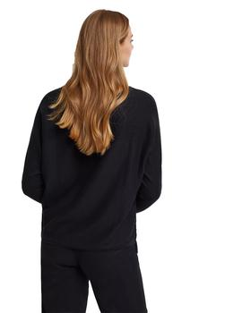 Jersey Mujer Esprit Oversize Negro