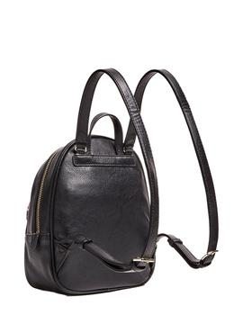 Mochila Mujer Guess Manhattan Small Backpack Black