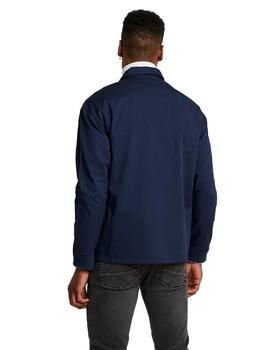 Chaqueta Hombre Tommy Jeans Casual Cotton Navy