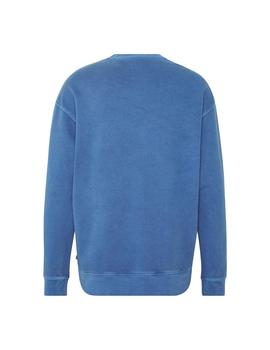 Sudadera Hombre Levis Relaxed T2 Graphic Crew Star Sapphire