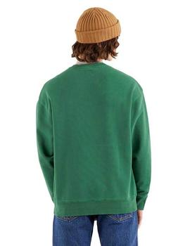 Sudadera Hombre Levi´s Relaxed Logo Forest