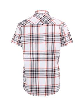 Camisa Hombre Tommy Jeans ShortSleeve Multi