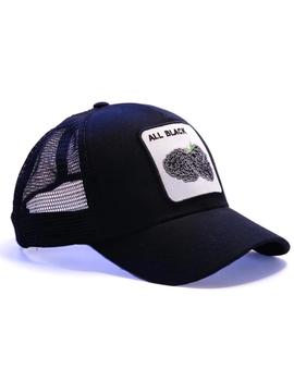 Gorra Unisex Cocowi All Black
