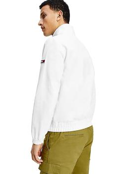 Cazadora Hombre Tommy Jeans Essential Casual Bomber White