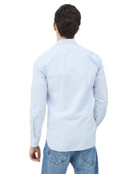 Camisa Hombre Pepe Jeans Brody Azul