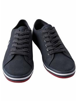 Zapatilla Hombre Fred Perry Kingston Navy
