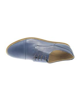 BLUCHER BP PRIVATE PIEL AZUL