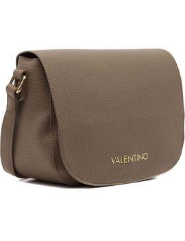 Valentino Bolso Mujer Superman Taupe