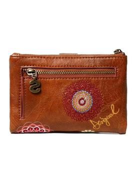 Desigual Cartera Mujer Chandy Julia Marron