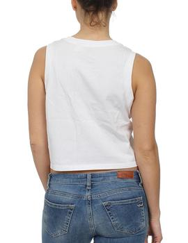 Levi´s Camiseta Mujer Graphic Crop Sportswear