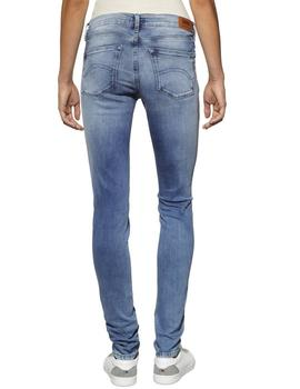 Tommy Jeans Vaquero Mujer Mid Rise Slim Naomi