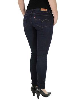 Levis Vaquero Mujer Skinny Lone Wolf