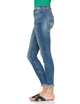Tommy Jeans Vaquero Mujer Mid Rise Skinny Nora