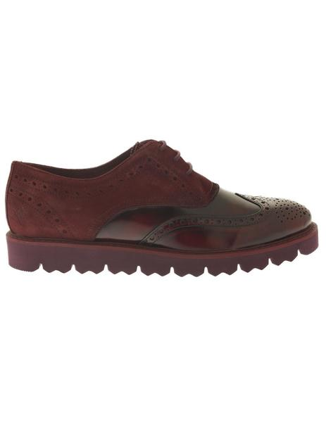 Blucher Rodia HP173802 Picado Burdeos