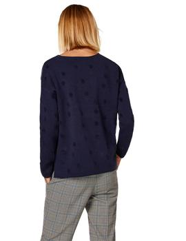 EDC By Esprit Jersey Mujer 098CC1I00 Lunares