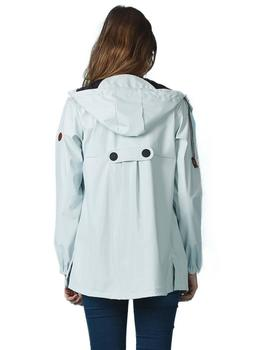 Indi And Cold Parka Mujer Water Resistant Verde