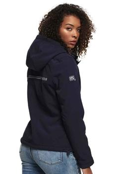 Superdry Cazadora Mujer Hooded Winter Windtrekker