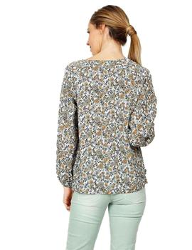 Indi And Cold Blusa Para Mujer AD165 Multicolor