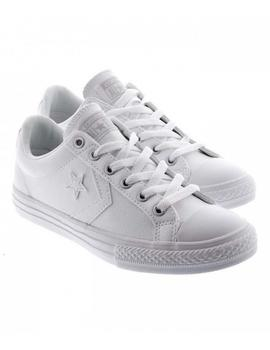 Converse Star Player EV OX Blanca Zapatilla Kids