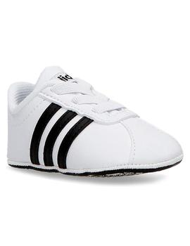 Adidas Zapatillas Bebe Vl Court 2.0 Blanco